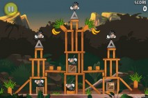 Angry Birds Rio Banana Walkthrough Level 12 (3-12)