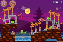 Angry Birds Seasons Mooncake Festival Level 2-7 Walkthrough