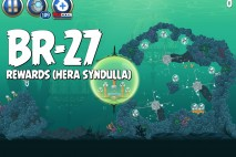Angry Birds Star Wars 2 Rewards Chapter Level BR-27 Hera Syndulla Walkthrough