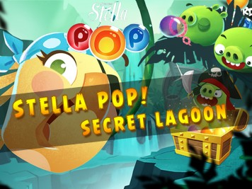Angry Birds Pop Secret Lagoon Feature Image