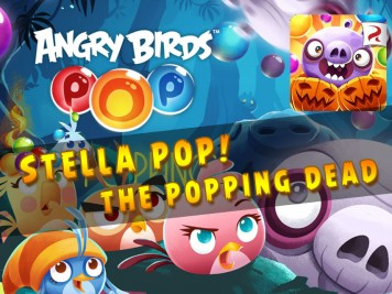 Angry Birds Pop Update The Poping Dead