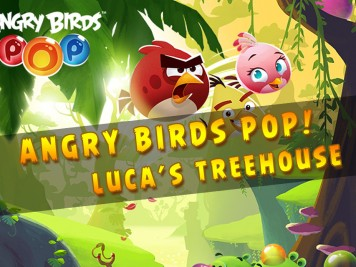 Angry Birds Pop Update Luca Treehouse Feature Image