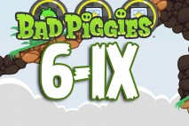 Bad Piggies The Road To El Porkado Level 6-IX Walkthrough