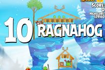 Angry Birds Seasons Ragnahog Level 1-10 Walkthrough