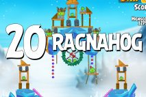 Angry Birds Seasons Ragnahog Level 1-20 Walkthrough