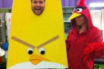 Angry Birds Halloween Costumes 2