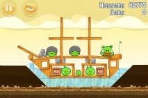 Angry Birds Mighty Eagle Total Destruction Walkthrough Level 5-8