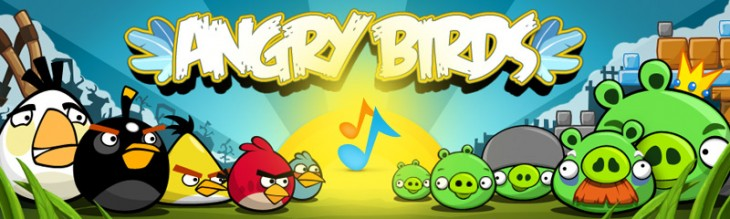 Angry Birds Theme Song Ringtone (MP3 & M4R) | AngryBirdsNest