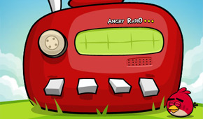 Angry Birds Golden Egg Star Angry Radio