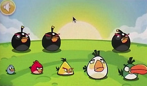 Angry Birds Golden Egg Star Soundboard 2
