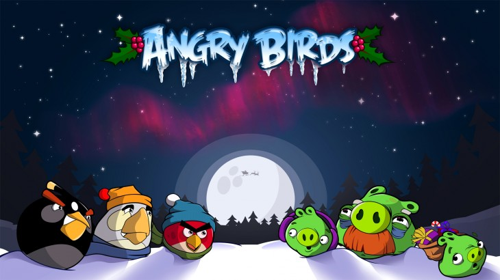 Angry Birds Seasons Wallpaper 1920x1080