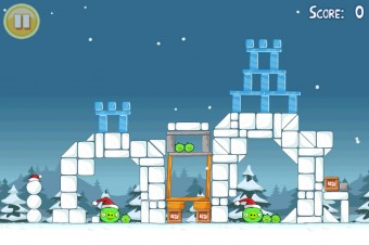 Seasons: Christmas 3 Star Walkthrough Level 1-15
