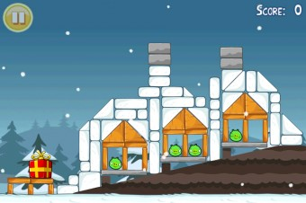 Seasons: Christmas 3 Star Walkthrough Level 1-19