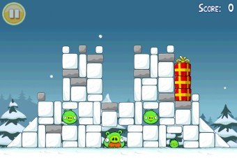 Seasons: Christmas 3 Star Walkthrough Level 1-3