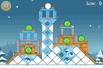 Seasons: Christmas 3 Star Walkthrough Level 1-9
