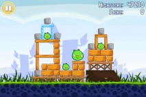 Angry Birds Free 3 Star Walkthrough Level 1-3