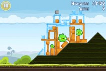 Angry Birds Free 3 Star Walkthrough Level 4-3