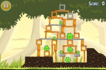 Angry Birds Free 3 Star Walkthrough Level 6-2