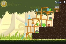 Angry Birds Free 3 Star Walkthrough Level 6-3