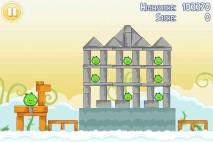 Angry Birds Free 3 Star Walkthrough Level 7-1