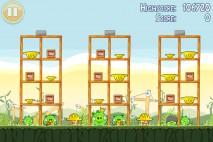 Angry Birds Golden Egg Star Walkthrough Level 14