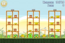 Angry Birds Golden Egg #14 Walkthrough