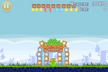 Angry Birds Golden Egg Star Walkthrough Level 15