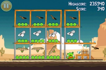 Angry Birds Golden Egg #18 Walkthrough