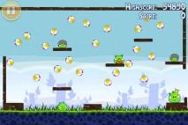 Angry Birds Golden Egg Star Walkthrough Level 3