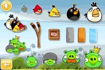 Angry Birds Golden Egg Star Walkthrough Level 4