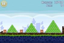 Angry Birds Golden Egg Star Walkthrough Level 5