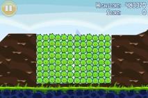 Angry Birds Golden Egg Star Walkthrough Level 6