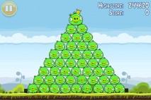 Angry Birds Golden Egg Star Walkthrough Level 9