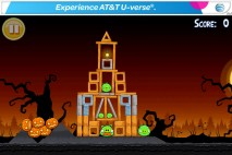 Angry Birds Seasons Free Trick or Treat Level 1-3