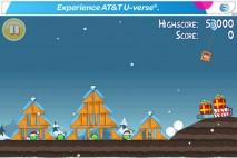 Angry Birds Seasons Free Xmas Level 1-2