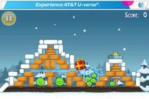 Angry Birds Seasons Free Xmas Level 1-3