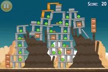 Angry Birds Golden Egg Star Walkthrough Level 19