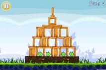 Angry Birds Lite 3 Star Walkthrough Level 1-10 (iOS)