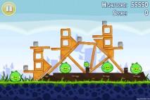 Angry Birds Lite 3 Star Walkthrough Level 1-7 (iOS)