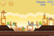 Angry Birds Mighty Eagle Total Destruction Walkthrough Level 10-1