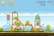Angry Birds Mighty Eagle Total Destruction Walkthrough Level 10-4