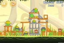 Angry Birds Mighty Eagle Total Destruction Walkthrough Level 11-4