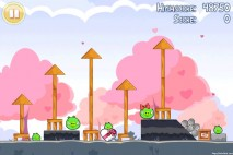 Angry Birds Seasons Hogs And Kisses 3 Star Walkthrough Level 8
