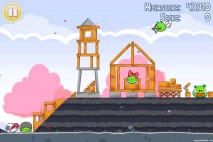 Angry Birds Seasons Hogs And Kisses 3 Star Walkthrough Level 9