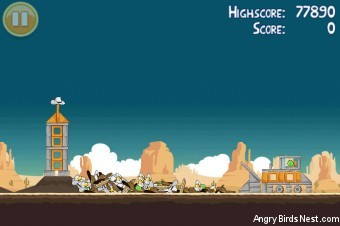 Angry Birds Golden Egg #20 Walkthrough