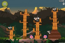 Angry Birds Rio Jungle Escape Walkthrough Level 1 (3-1)