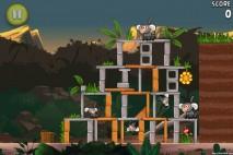 Angry Birds Rio Banana Walkthrough Level 15 (3-15)