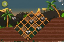 Angry Birds Rio Jungle Escape Walkthrough Level 25 (4-10)