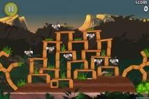 Angry Birds Rio Banana Walkthrough Level 26 (4-11)