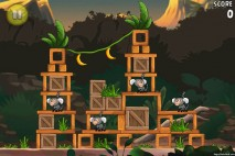 Angry Birds Rio Jungle Escape Walkthrough Level 27 (4-12)